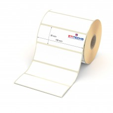 100mm x 35mm Lamine Termal Etiket (Sticker)
