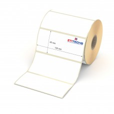 100mm x 45mm Lamine Termal Etiket (Sticker)
