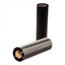 110mm x 74 Metre Wax Ribon