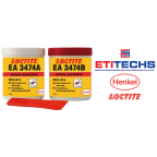 Loctite EA 3474-Epoksi Macun-500 gram