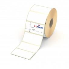 60mm x 30mm Vellum Etiket (Sticker)