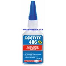 Loctite 406-Hızlı Yapıştırıcı-50 gram