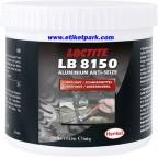 Loctite 8150-Anti Seize-Alüminyum Montaj Pastası-500 gram