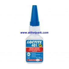 Loctite 401-Hızlı Yapıştırıcı-20 gram