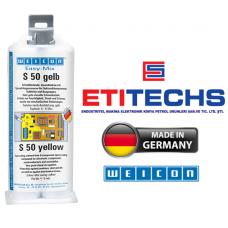 Weicon-S 50 Sarı Yapıştırıcı-50 ml
