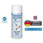 Weicon Top-Lub-Fluid-Gıda Onaylı Yağlayıcı Sprey-400 ml