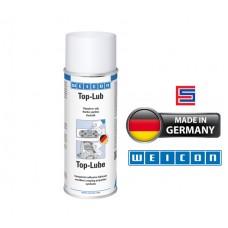 Weicon (Güçlendirilmiş Sıvı Gres) Top-Lube-Sentetik Şeffaf Yağlayıcı-400 ml