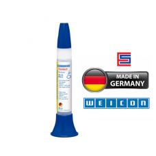 WEICON Contact VA 30 Black-Hızlı Yapıştırıcı-30 gram